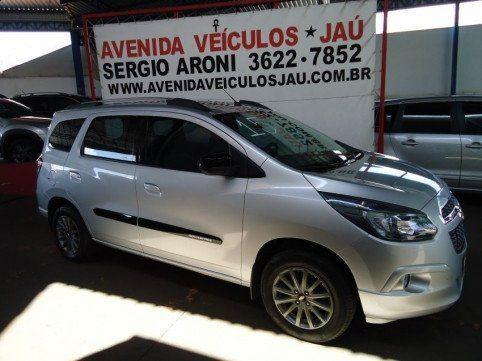 Chevrolet Spin Venda Em Ja Sp Carros Motos Caminhonetes